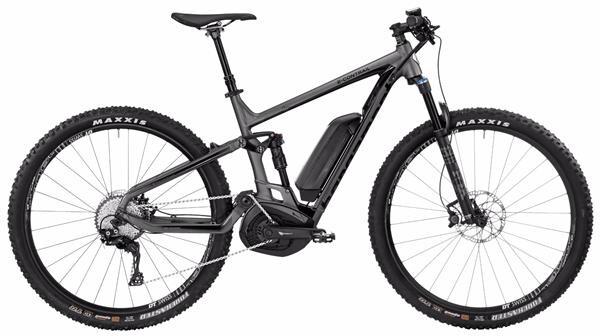 BERGAMONT - BGM Bike E-Contrail 8.0