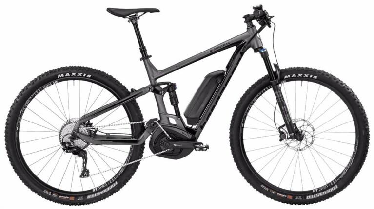 BERGAMONTBGM Bike E-Contrail 8.0