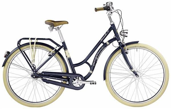 BERGAMONT - BGM Bike Summerville N7 CB C4