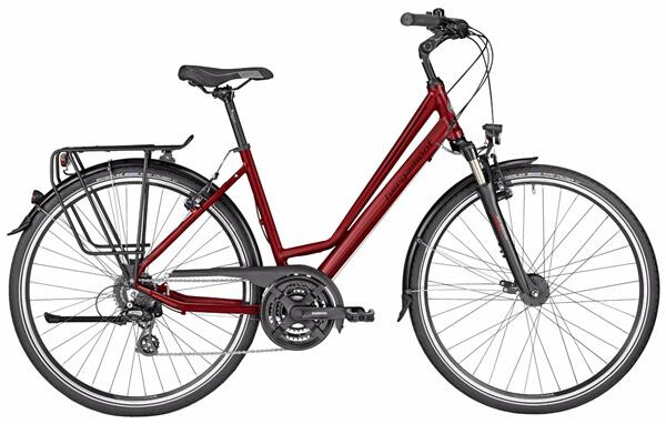 BERGAMONT - BGM Bike Horizon 3.0 Amsterdam red