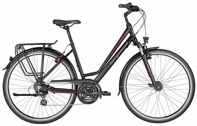 Bergamont BGM Bike Horizon 3.0 Amsterdam black/red