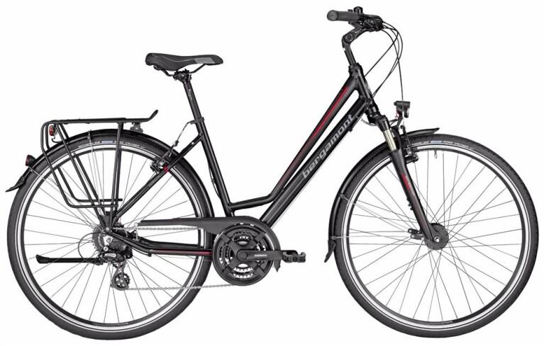 BERGAMONTBGM Bike Horizon 3.0 Amsterdam black/red