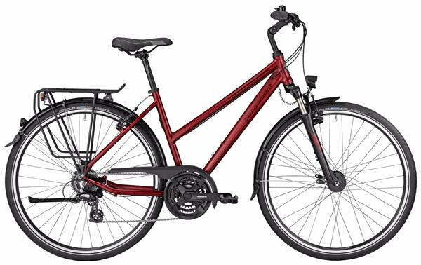 BERGAMONT - BGM Bike Horizon 3.0 Lady red