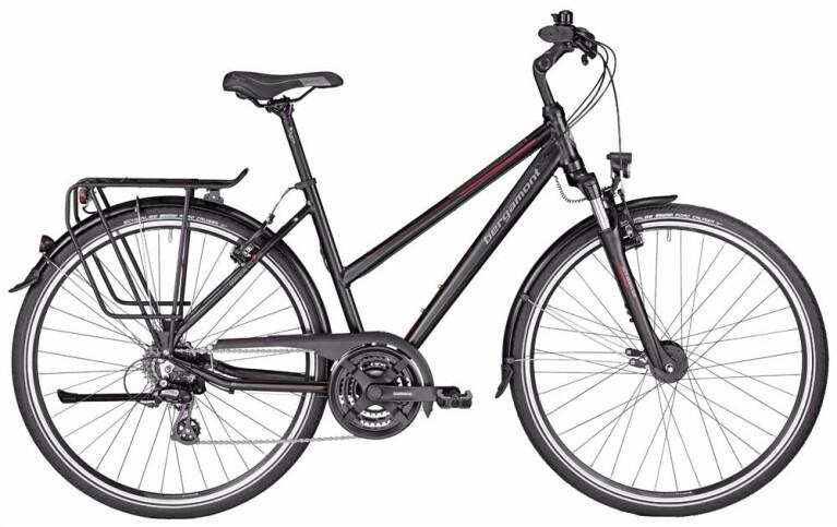 BERGAMONTBGM Bike Horizon 3.0 Lady black/red