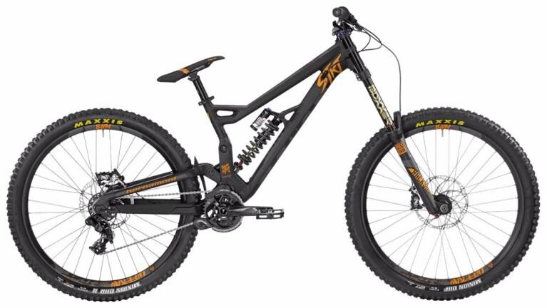 BERGAMONTBGM Bike Straitline 8.0