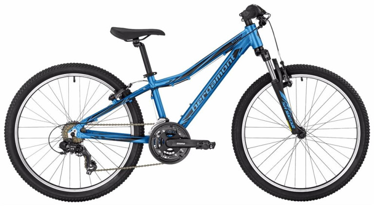 BERGAMONTBGM Bike Vitox 24 Boy