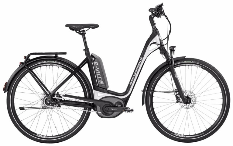 BERGAMONTBGM Bike E-Ville A8 500