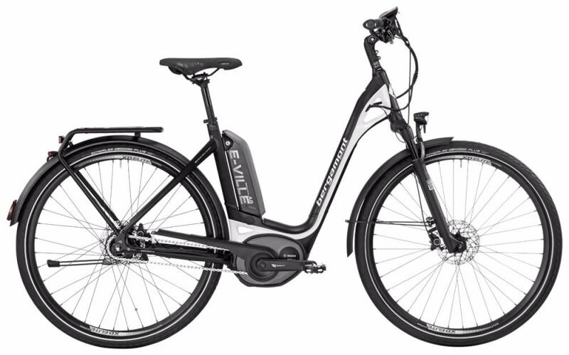 Bergamont - BGM Bike E-Ville A8 500 Angebot