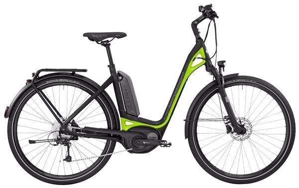 BERGAMONT - BGM Bike E-Ville Deore