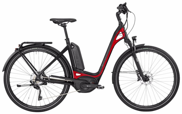 BERGAMONTBGM Bike E-Ville XT
