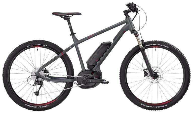 BERGAMONTBGM Bike E-Roxter 6.0