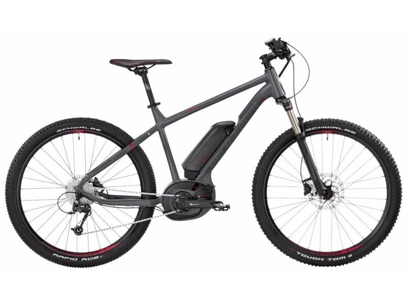 Bergamont BGM Bike E-Roxter 6.0