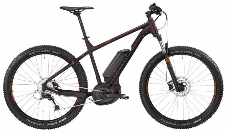 BERGAMONTBGM Bike E-Roxter 6.0 Plus