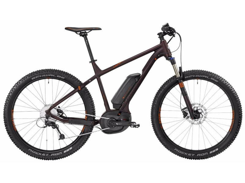 Bergamont BGM Bike E-Roxter 6.0 Plus