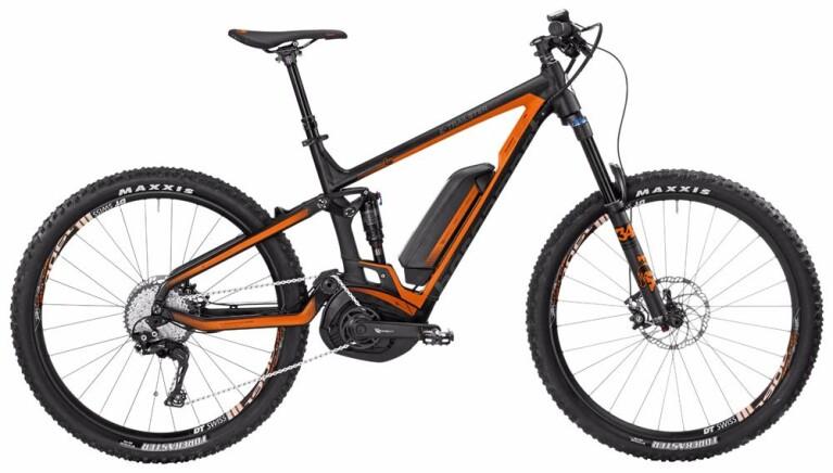 BERGAMONTBGM Bike E-Trailster 8.0