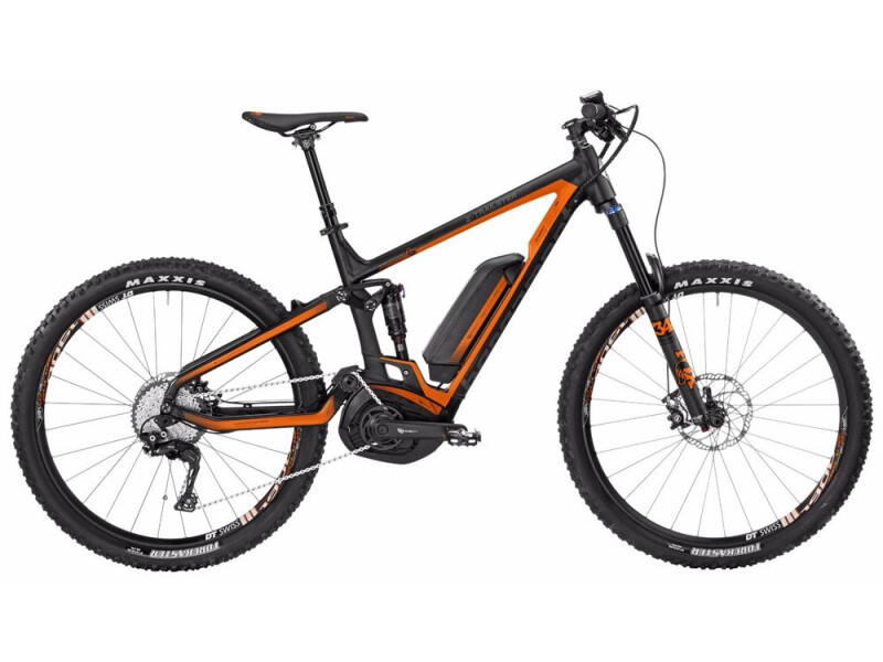 Bergamont BGM Bike E-Trailster 8.0
