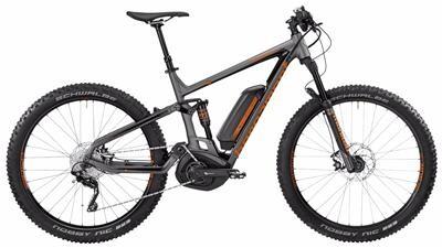 Bergamont - BGM Bike E-Contrail 6.0 Plus