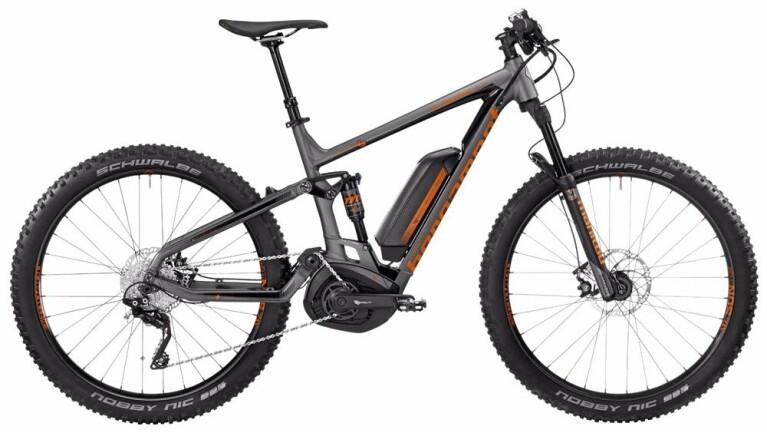 BERGAMONTBGM Bike E-Contrail 6.0 Plus