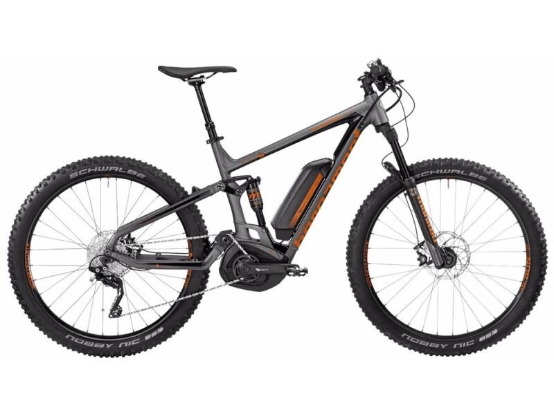 Bergamont BGM Bike E-Contrail 6.0 Plus
