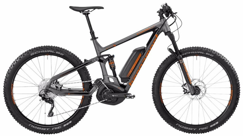 Bergamont - BGM Bike E-Contrail 6.0 Plus Angebot