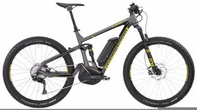 Bergamont - BGM Bike E-Contrail 8.0 Plus