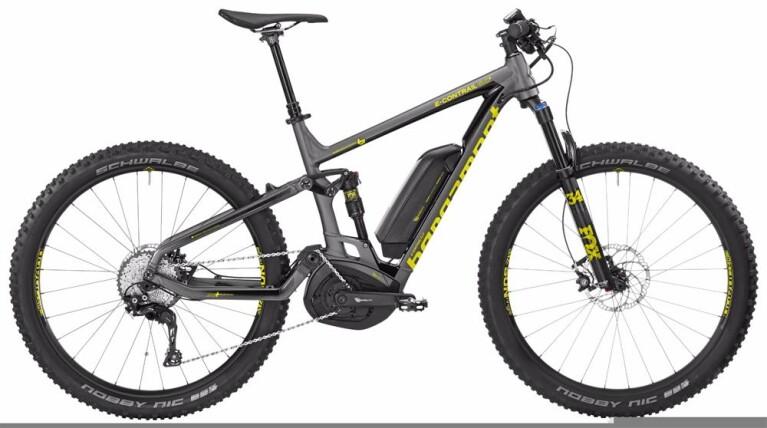BERGAMONTBGM Bike E-Contrail 8.0 Plus