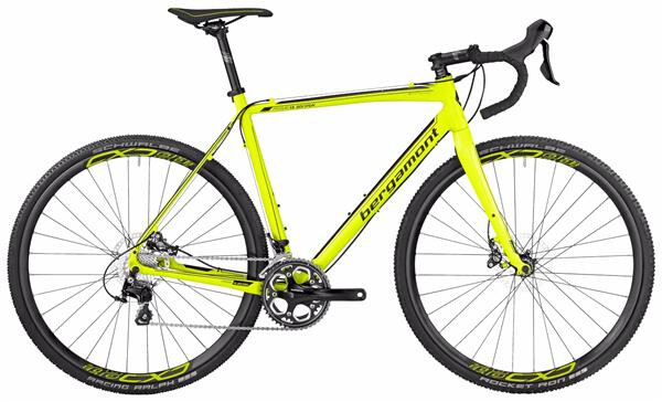 BERGAMONT - BGM Bike Prime CX Edition