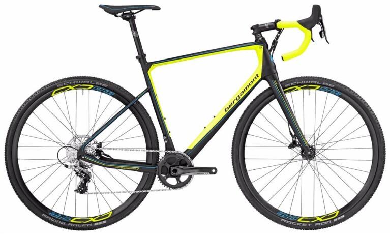 BERGAMONTBGM Bike Prime CX Team