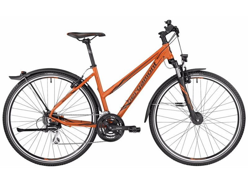 Bergamont BGM Bike Helix 4.0 EQ Lady