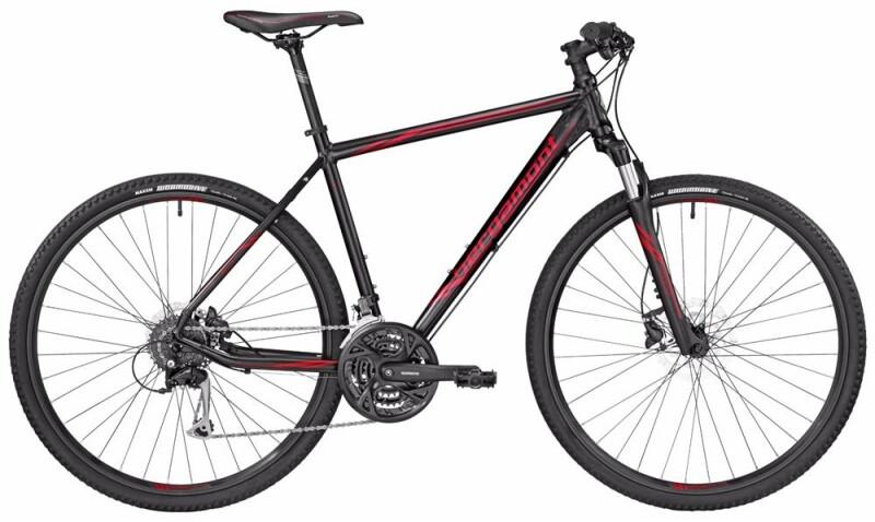 Bergamont BGM Bike Helix 5.0 Gent Crossbike