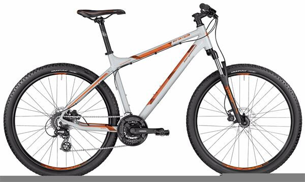 BERGAMONT - BGM Bike Roxter 3.0 light grey/orange