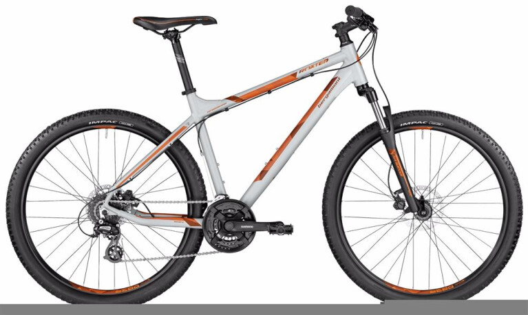 BERGAMONTBGM Bike Roxter 3.0 light grey/orange