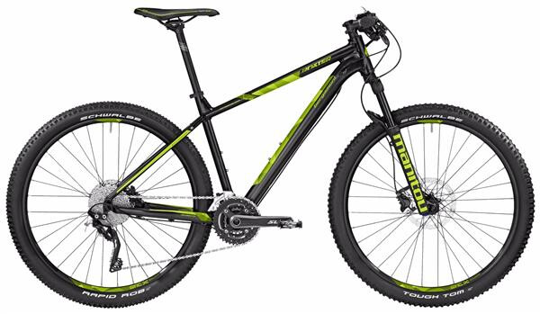 BERGAMONT - BGM Bike Roxter Edition black/lime