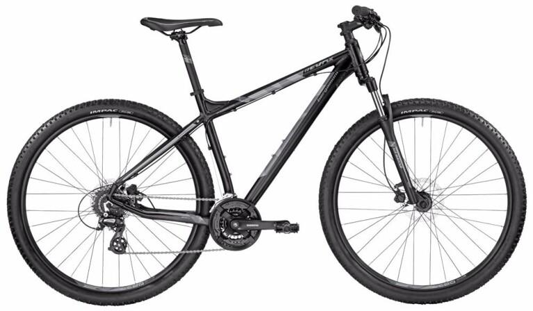 BERGAMONTBGM Bike Revox 3.0 black/grey