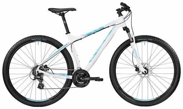 BERGAMONT - BGM Bike Revox 3.0 white/coral blue