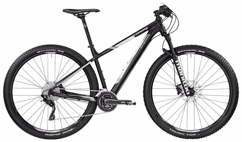 Bergamont BGM Bike Revox Edition black/white Mountainbike