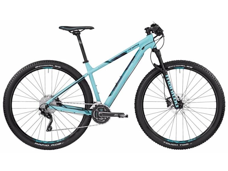 Bergamont BGM Bike Revox Edition coral blue/black