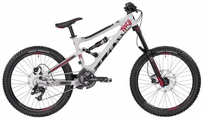 Bergamont BGM Bike Big Air Tyro 24