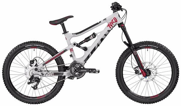 BERGAMONT - BGM Bike Big Air Tyro 24