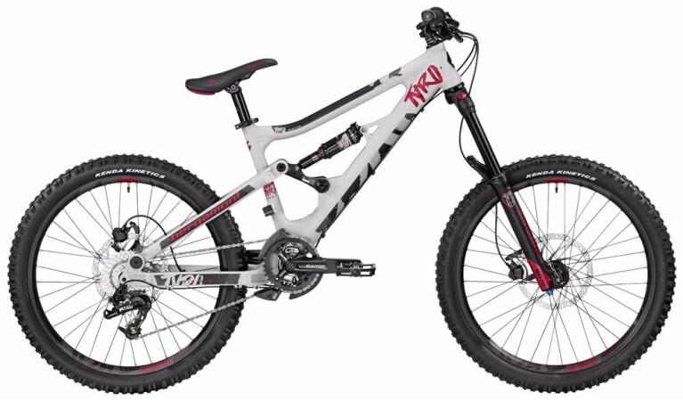 BERGAMONTBGM Bike Big Air Tyro 24
