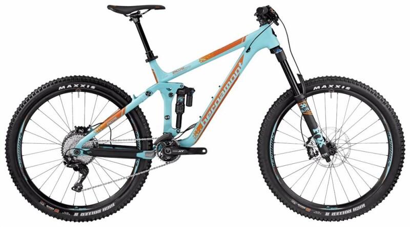 Bergamont BGM Bike EnCore 9.0 Mountainbike