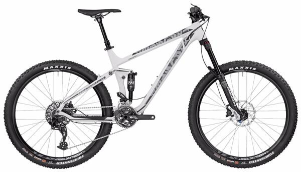 BERGAMONT - BGM Bike Trailster 7.0