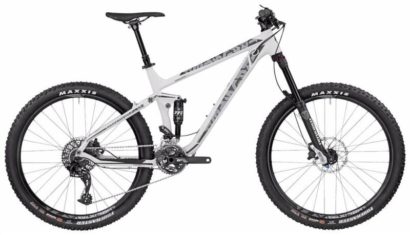 Bergamont BGM Bike Trailster 7.0 Mountainbike