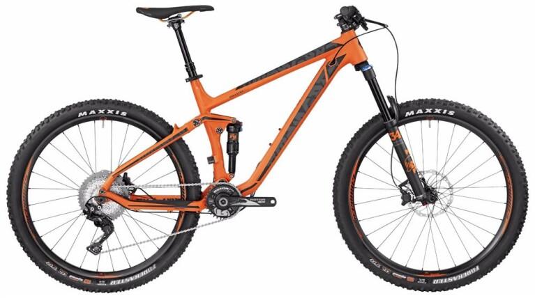BERGAMONTBGM Bike Trailster 8.0