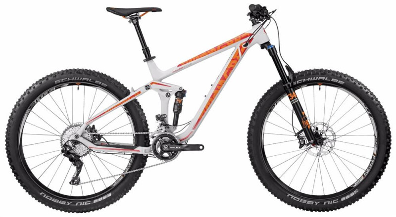 Bergamont BGM Bike Trailster 8.0 Plus Mountainbike