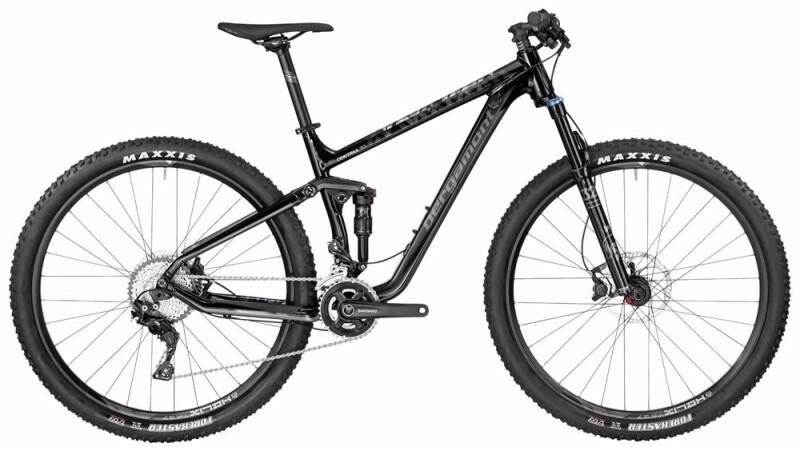 Bergamont BGM Bike Contrail 7.0 Mountainbike