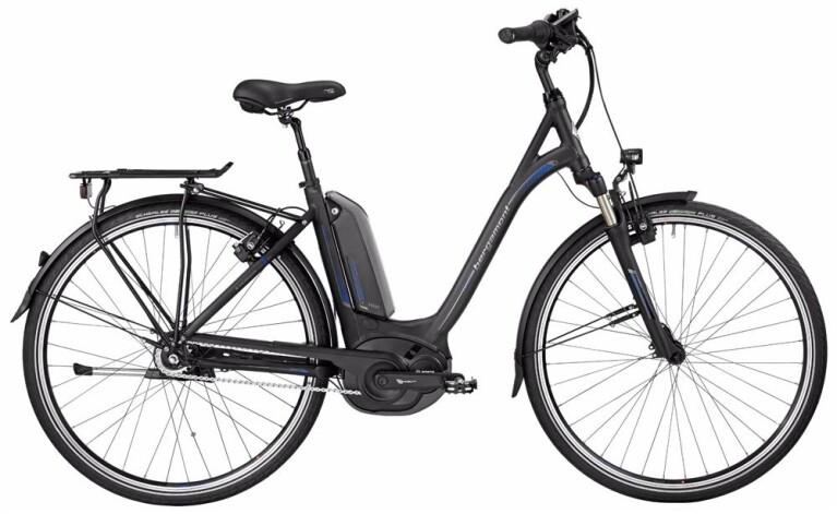 BERGAMONTBGM Bike E-Horizon N8 FH 500 Wave