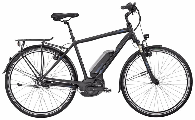 Bergamont BGM Bike E-Horizon N8 FH 500 Gent E-Bike
