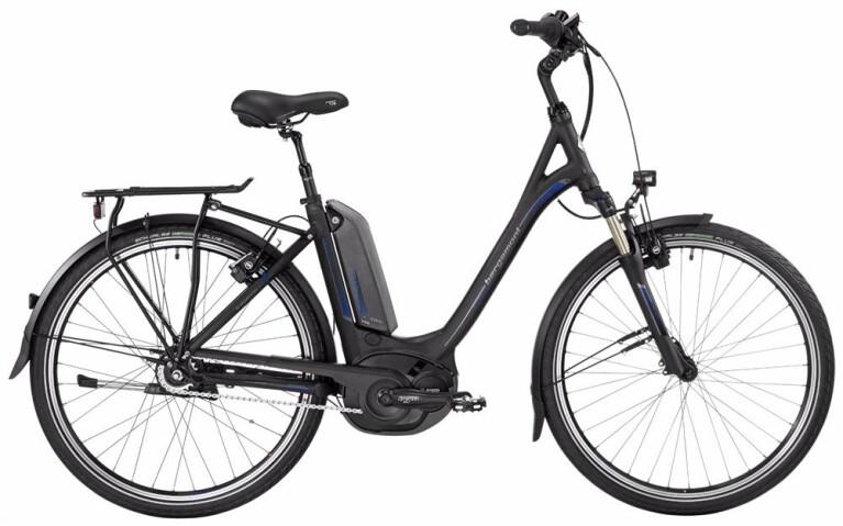 BERGAMONTBGM Bike E-Horizon N8 FH 400 Wave 26