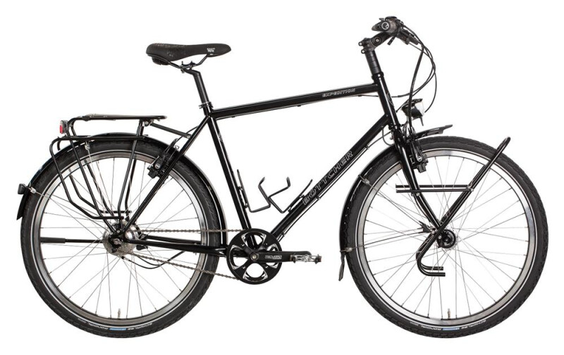 Böttcher Expedition Citybike